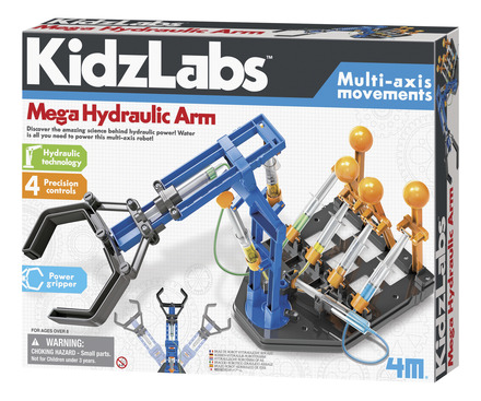 KidzLabs Mega Hydraulic Arm picture