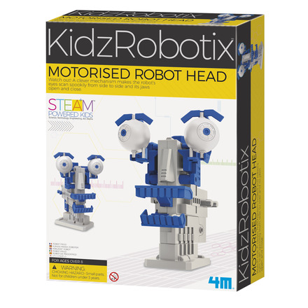 Motorised Robotic Head picture