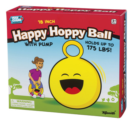 "18"" Happy Hoppy Ball w/Pump picture"