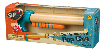 Double-Barreled Pop Gun picture