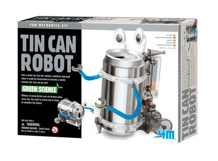 TIN CAN ROBOT picture