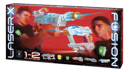 Laser X™ Fusion™ 2 Pack picture