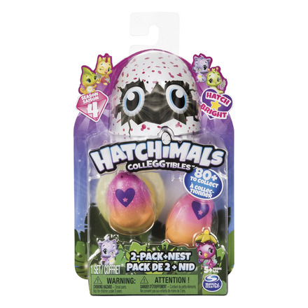 Hatchimals CollEGGtibles Season 4 - 2 Pack picture