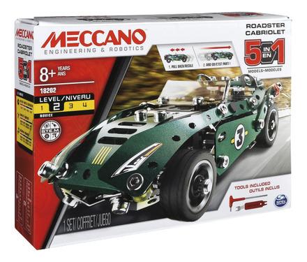 Meccano 5 Model Set Roadster picture