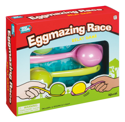 Eggmazing Race Relay Game picture