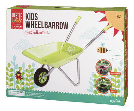 Kids Wheelbarrow picture