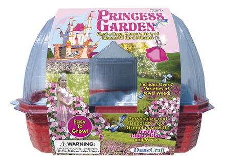 Windowsill Greenhouse: Princess Garden picture