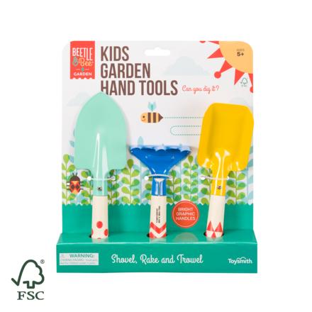 Kids Garden Hand Tools picture