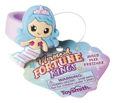 Mermaid Fortune Rings picture