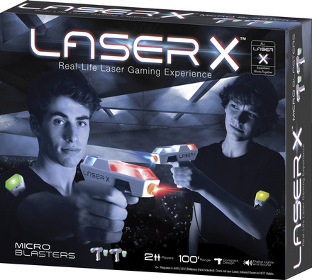 Laser X Micro Blasters picture