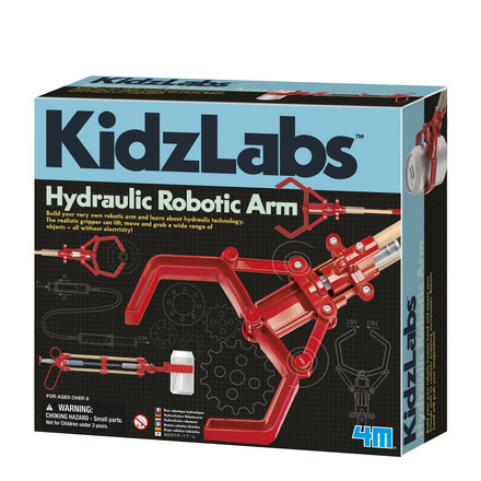 Hydraulic Robotic Arm picture