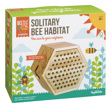 Solitary Bee Habitat picture