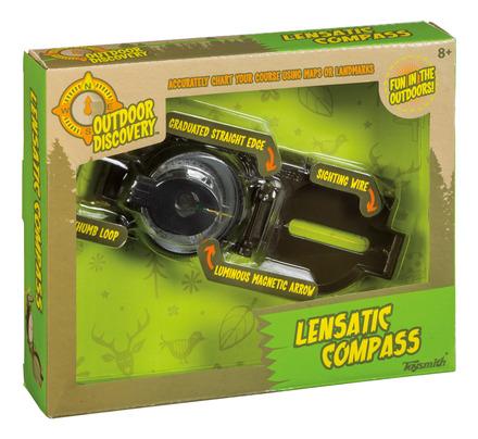 Lensatic Compass picture
