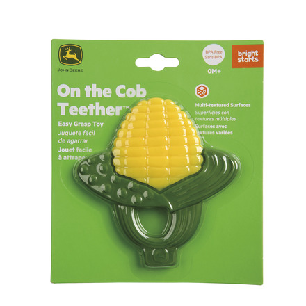 Bright Starts™ John Deere On the Cob Teether™ picture
