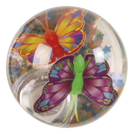 Light-Up Butterfly Water Ball picture
