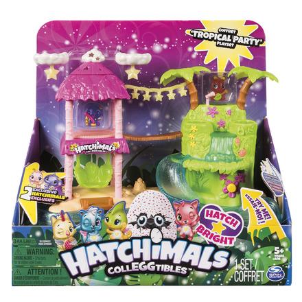 Hatchimals Tropical Party Set picture