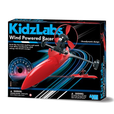 Wind Powered Racer picture