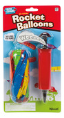 20 Rocket Balloon Set