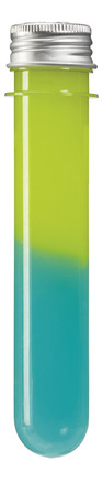 Two-Color Test Tube Slime picture