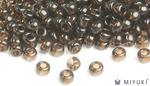 Miyuki 8/0 Glass Beads 135 - Transparent Root Beer approx. 30 grams