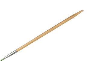 """16""""  1 US/2.25mm HiyaHiya Bamboo Circular Needle picture"""