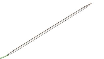 """47""""  3 US/3.25mm HiyaHiya Steel Circular Needle picture"""