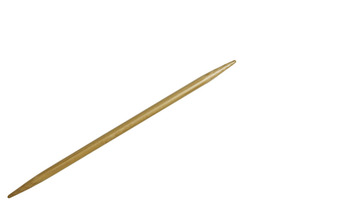 "5""  8 US/5mm HiyaHiya Bamboo Double Pointed Needles picture"
