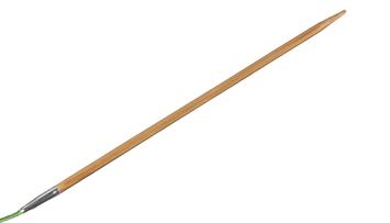 """60""""  1 US/2.25mm HiyaHiya Bamboo Circular Needle picture"""