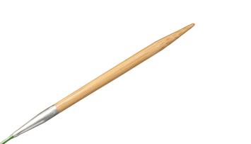 """16""""  7 US/4.5mm HiyaHiya Bamboo Circular Needle picture"""