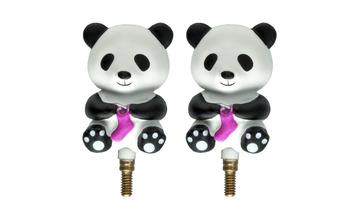 HiyaHiya Panda Li Interchangeable Cable Stopper - Small picture