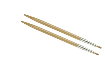 "4"" 6 US/4mm HiyaHiya Bamboo interchangeable tip picture"