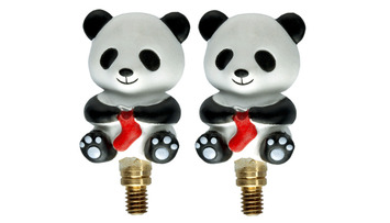 HiyaHiya Panda Li Interchangeable Cable Stopper - Large picture