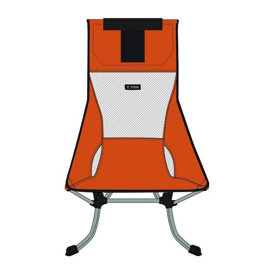 Beach Chair Bild