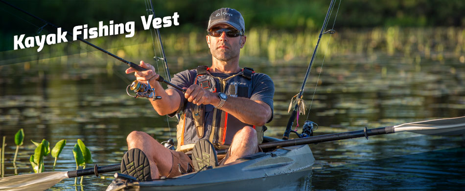 Home page onyx outdoor for Best kayak fishing pfd