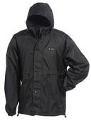 Packable Nylon Rain Jacket