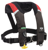 A-33 In-Sight Automatic Inflatable Life Jacket with Harness