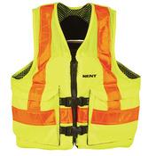 Hi-Vis Mesh Deluxe Vest
