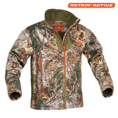 Heat Echo Light Jacket - Realtree Xtra®