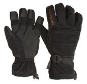 Lined Camp Gloves - Black
