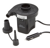 Compact 12V Cigarette Lighter Air Pump