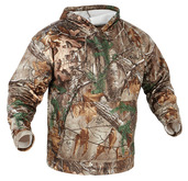 Midweight Fleece Hoodie - Realtree Xtra®