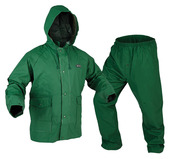 PVC / Polyester Rainsuit