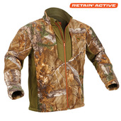 Heat Echo Fleece Jacket - Realtree Xtra®