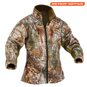 Women's Heat Echo Light Jacket - Realtree Xtra®