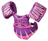 Child Little Dippers Vest - Cheerleader