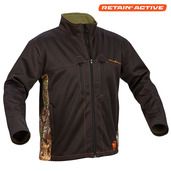Heat Echo Light Jacket - Black