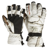 Lined Camp Gloves - Realtree AP® Snow