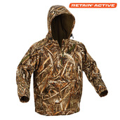 Heat Echo Light Performance Hoodie - Realtree Max-5®