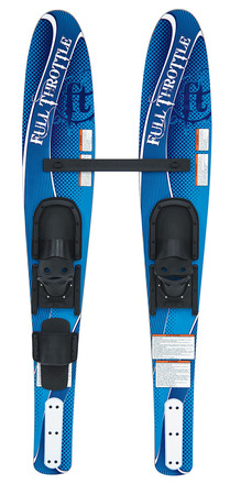 Shaped Junior Water Skis picture