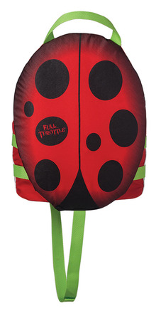 Child Water Buddies Vest - Ladybug picture